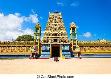 Vallipuram Alvar Vishnu Temple - Vallipuram Alvar or...