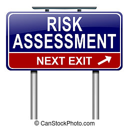 valoración de riesgo, concept.