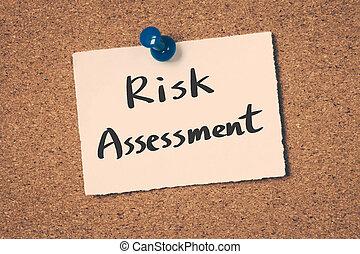 valoración de riesgo