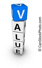 valore, segno