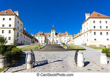 Valtice Palace, Czech Republic