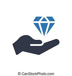 value glyph color icon