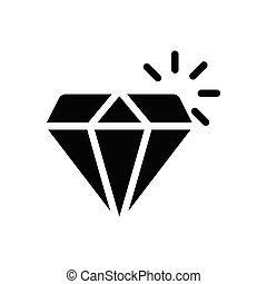 value  glyph flat icon