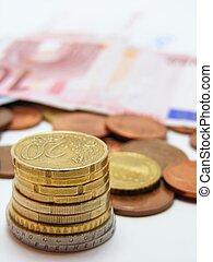 valuta euro, hos, lav, dof