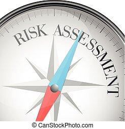 valutazione, rischio, bussola