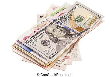 valute, internazionale