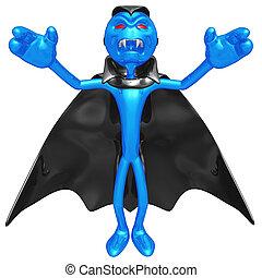 Vampire - 3D Concept And Presentation Figure
