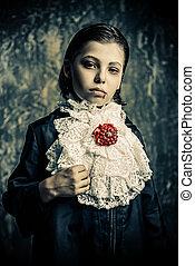 vampire aristocrat boy