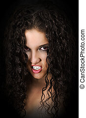 Vampire - vampire girl