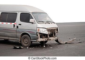 van accident 3