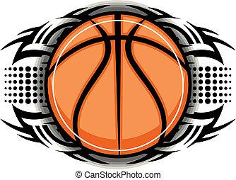 van een stam, basketbal