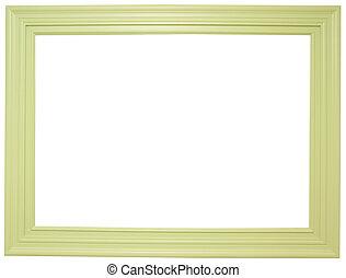 van hout vensterraam, witte , vrijstaand, achtergrond