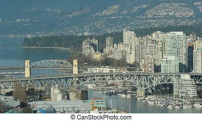 Vancouver bridges.