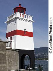 Vancouver City Lighthouse