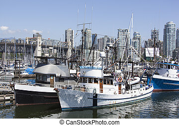 Vancouver City Marina