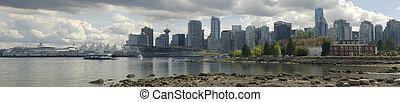 vancouver, cityscape