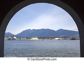 Vancouver Harbour View