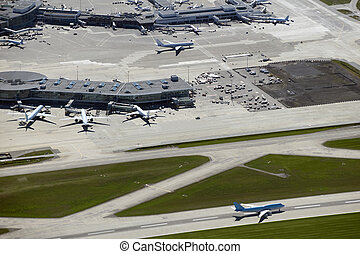 Vancouver International Airport in Richmond, BC