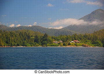 vancouver Island - west coast of Vancouver Island