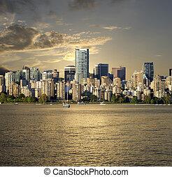 vancouver, oro