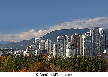 Vancouver - panoramic