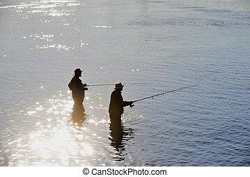 vancouver, pesca