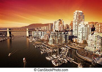 vancouver, port