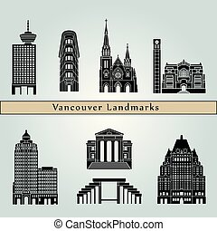 Vancouver V2 Landmarks