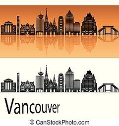 Vancouver V2 skyline