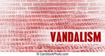 Vandalism Alert