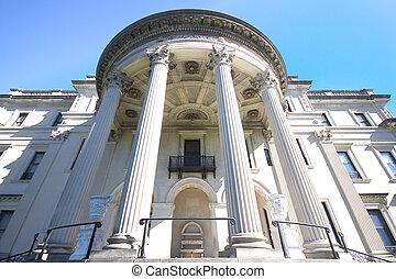 Vanderbilt Mansion Hyde Park NY