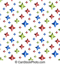 Vane background - The seamless pattern made out of various...