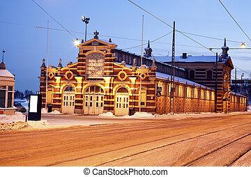 Vanha kauppahalli - Covered Market