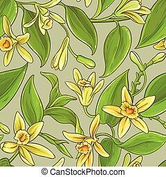 vanilla vector pattern