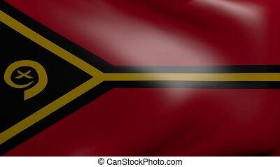 vanuatu strong wind flag