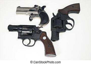 vapen, kollektion