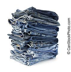 vaqueros, pantalones