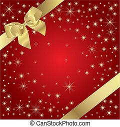 varázslatos, ajándék, (vector)