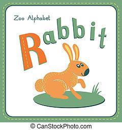 var, -, brev, kanin