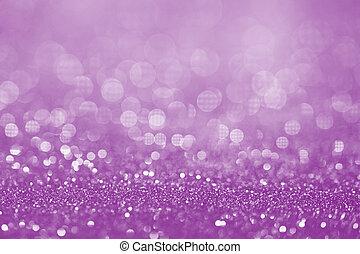 vara, produkt, använd, kampanj, purpur, tillfällen, -, den, yta, eller, bokeh, kan, bakgrund, lätt, befordran, glitter, röja, speciell