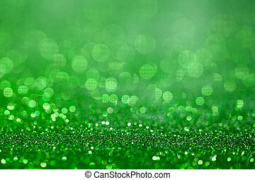 vara, produkt, använd, kampanj, tillfällen, -, den, yta, eller, bokeh, grön, kan, bakgrund, lätt, befordran, glitter, röja, speciell