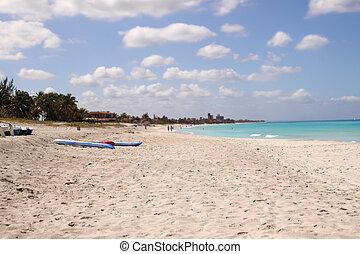 varadero, παραλία