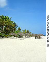 varadero, playa, cuba