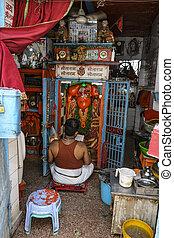 varanasi, pradesh, india., uttar