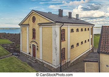 Varberg Fort Building