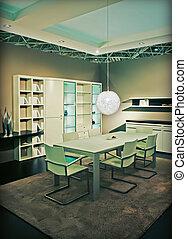 vardagsrum, bord