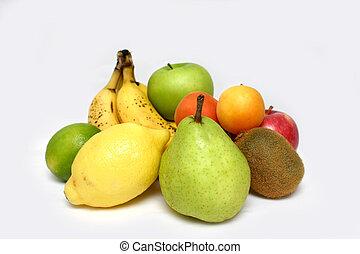 variëteit, vruchten