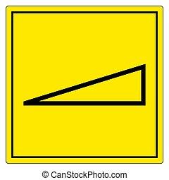 Variability Symbol Sign, Vector Illustration, Isolate On White Background Label. EPS10