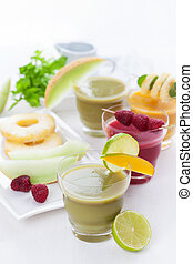 variación, de, fruta, y, vegetal, zalameros