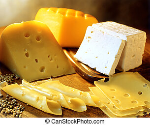 varietà formaggi